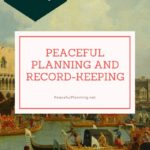 Planning and Records
