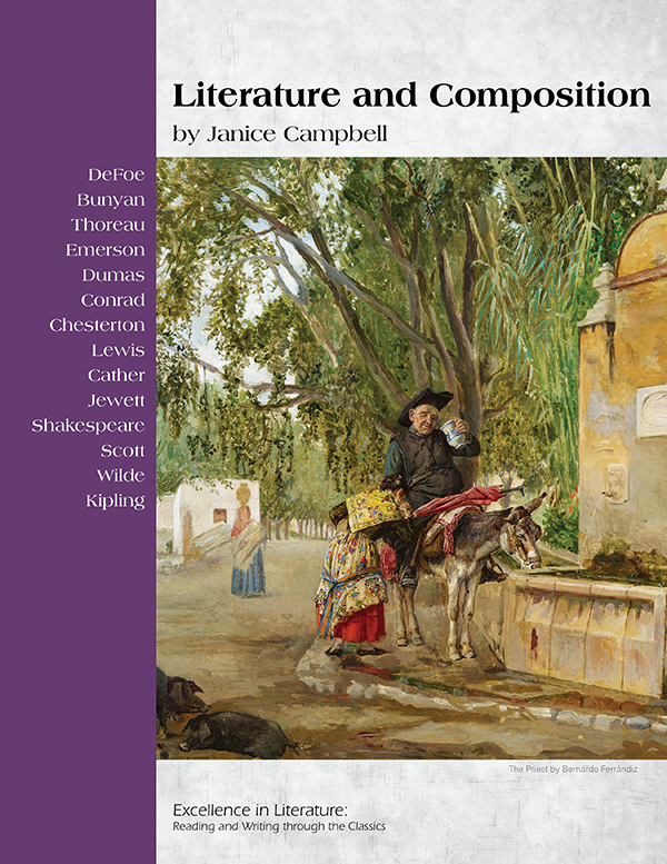Literature and Composition: English 2 level of Excellence in Literature