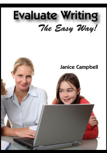 Evaluate Writing the Easy Way by Janice Campbell