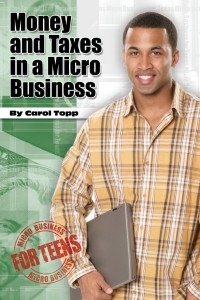Money and Taxes in a Micro-Business