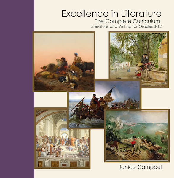 Excellence in literature complete curriculum ebook everyday education excellence in literature complete curriculum ebook literature and writing for grades 8 12 fandeluxe Images