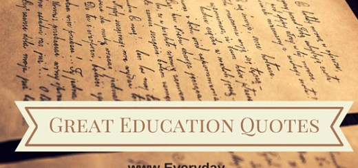 Great education quotes
