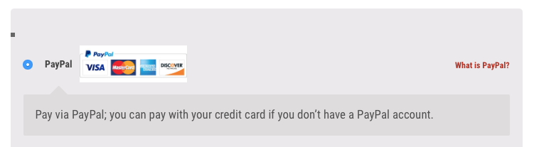 How to pay with PayPal on Everyday Education.