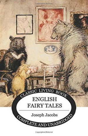 English Fairy Tales by Joseph Jacobs, using in AmblesideOnline year 3.